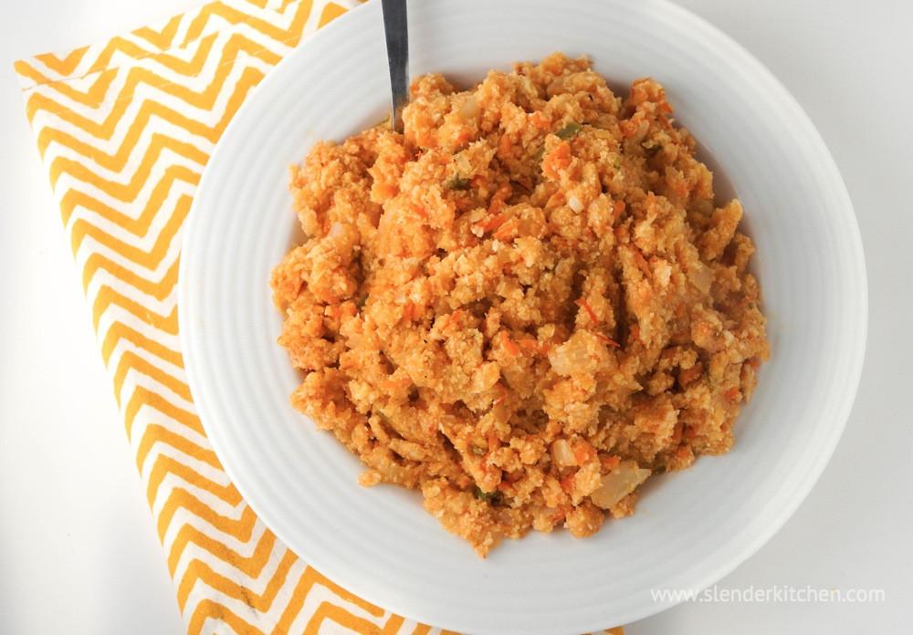 Mexican Cauliflower Rice  Mexican Cauliflower Rice Slender Kitchen