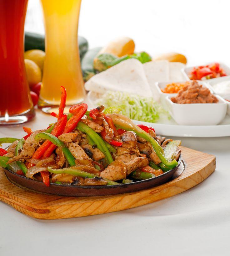 Mexican Chicken Fajita Recipes  Mexican Recipe Chicken Fajitas Use An Almond Flour