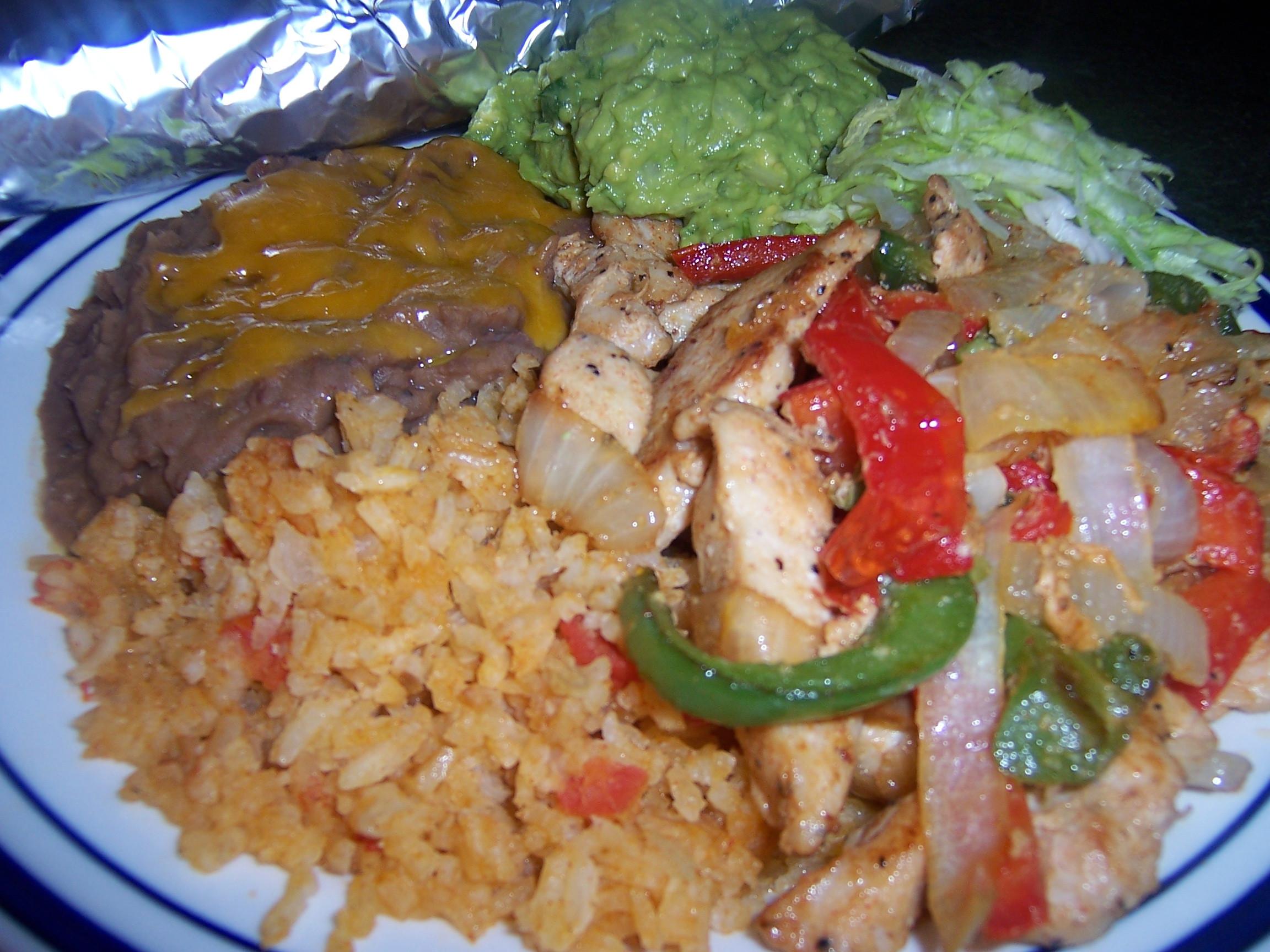 Mexican Chicken Fajita Recipes  authentic mexican chicken fajita marinade recipe