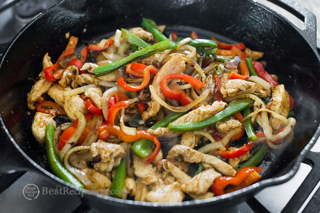 Mexican Chicken Fajita Recipes  Chicken Fajitas Recipe for Chicken Fajita Tacos and More