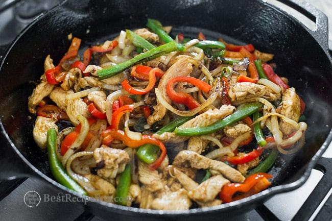 Mexican Chicken Fajita Recipes  Chicken Fajitas Recipe for Chicken Fajita Tacos and More
