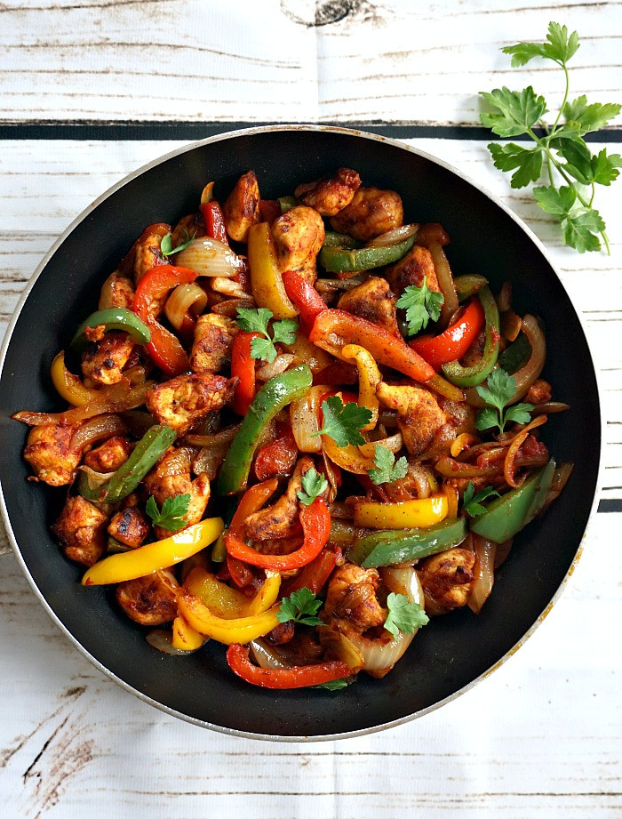Mexican Chicken Fajita Recipes  Mexican Chicken Fajitas Recipe My Gorgeous Recipes