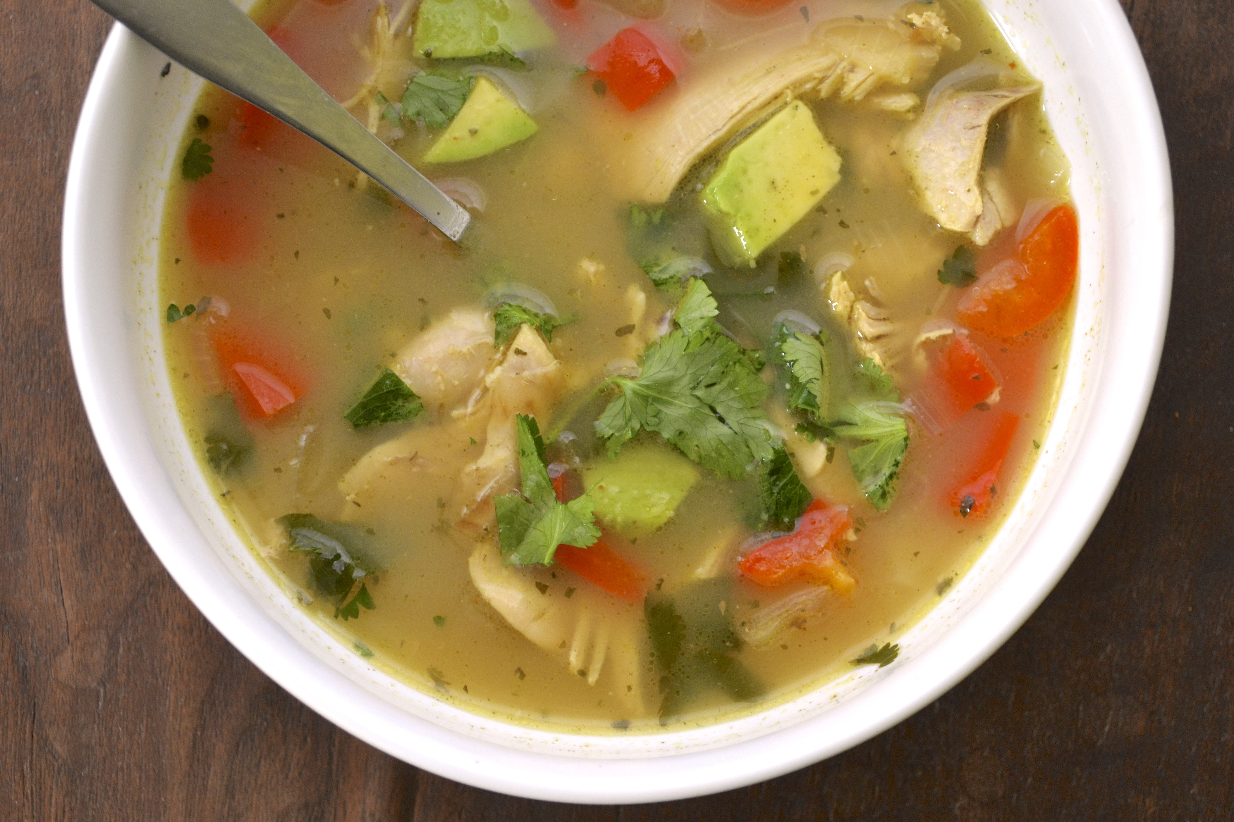 Mexican Chicken Soup  Mexican Chicken and Lime Soup – BIG EATS tiny kitchen