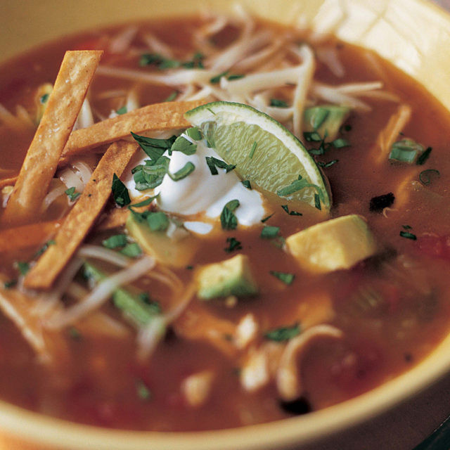 Mexican Chicken Soup  Mexican Chicken Soup Recipes