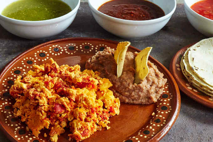 Mexican Chorizo Recipes  Chorizo and Eggs Recipe