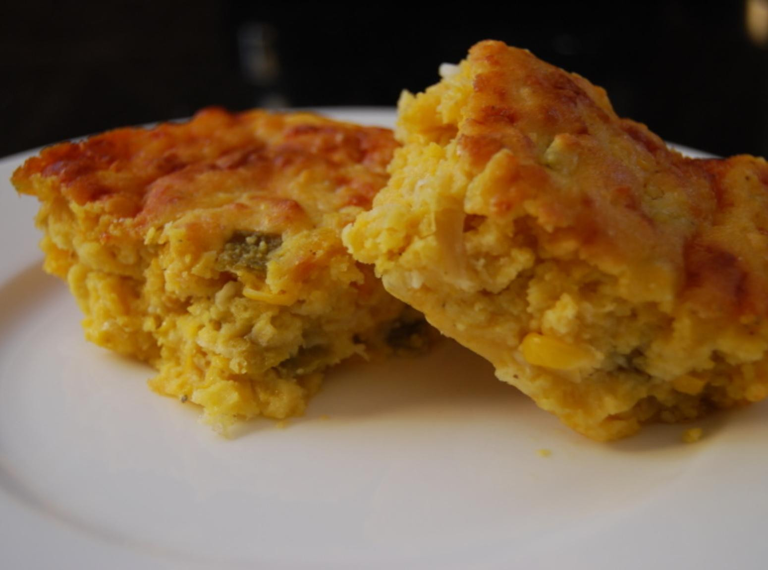 Mexican Corn Bread  Mexican Cornbread Recipe