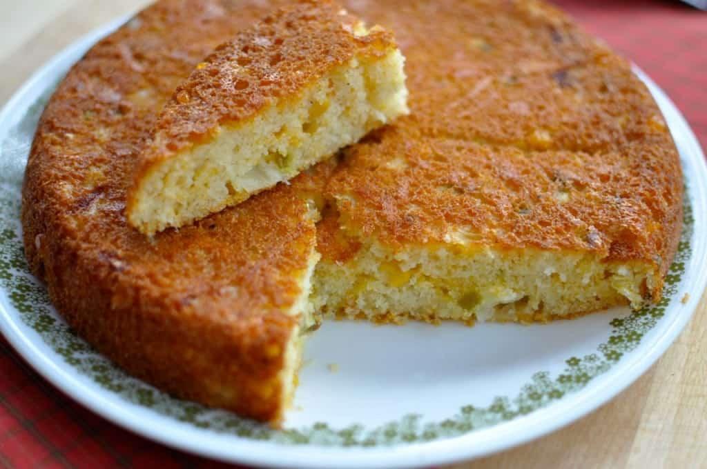 Mexican Corn Bread  Mama's Mexican Cornbread