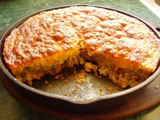 Mexican Corn Bread  Mexican Cornbread Recipe Food