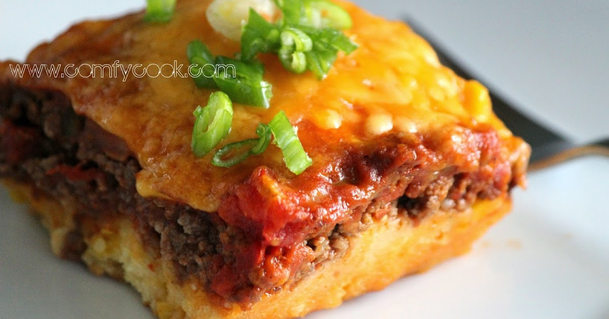Mexican Corn Casserole  fy Cuisine Home Recipes from Family & Friends Mexican