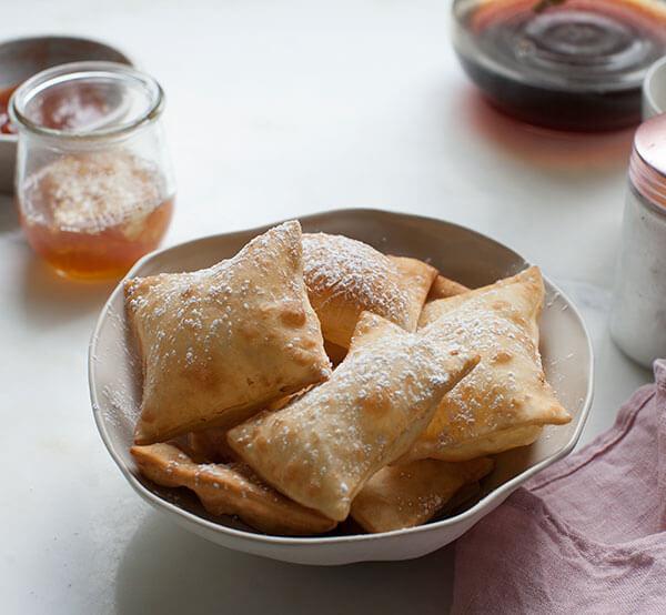Mexican Dessert Sopapillas  New Mexican Style Sopapillas with Honey – A Cozy Kitchen