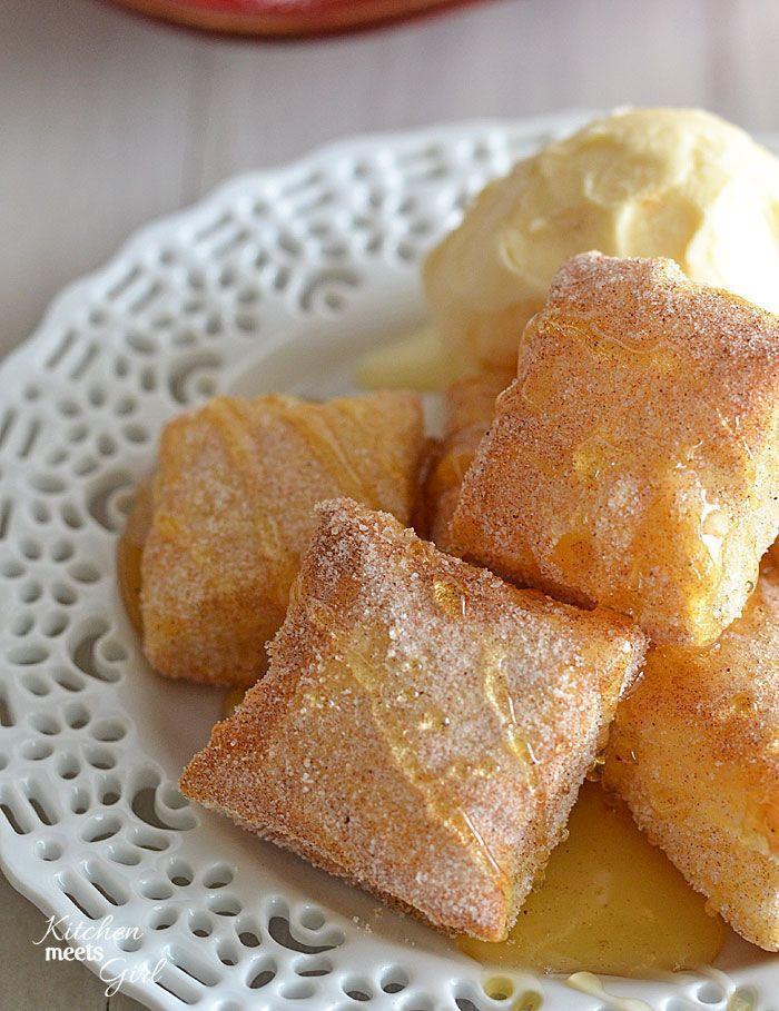 Mexican Dessert Sopapillas  Check out So Easy Sopapillas It s so easy to make