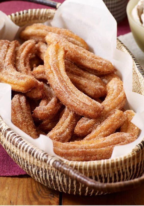 Mexican Desserts Churros  Cinnamon Churros – Our cinnamon churros recipe is the real