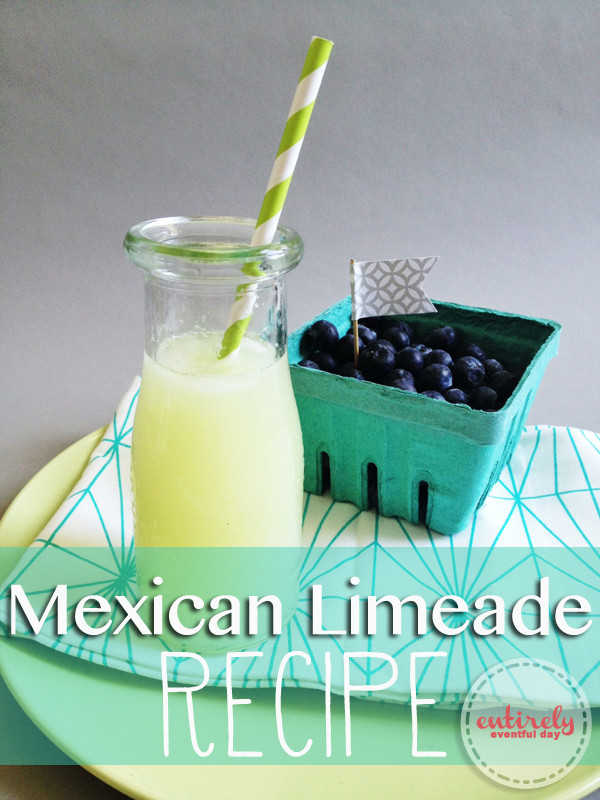 Mexican Drinks Non Alcoholic  75 Refreshing Non Alcoholic Drink Recipes