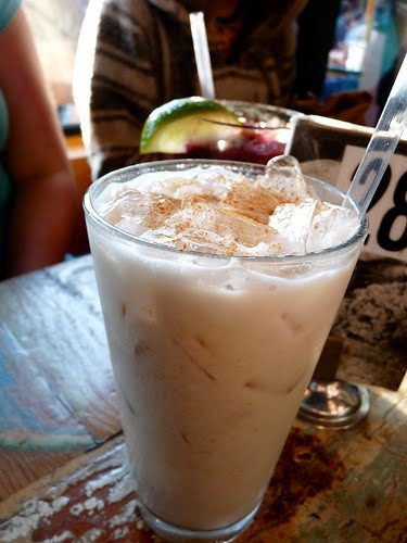 Mexican Drinks Non Alcoholic  Horchata and Ungrateful Jerks Things I Like to Eat