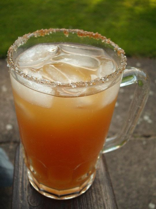 Mexican Mix Drinks  Recipes for Mexican Tepache Alcoholic Pineapple Juice