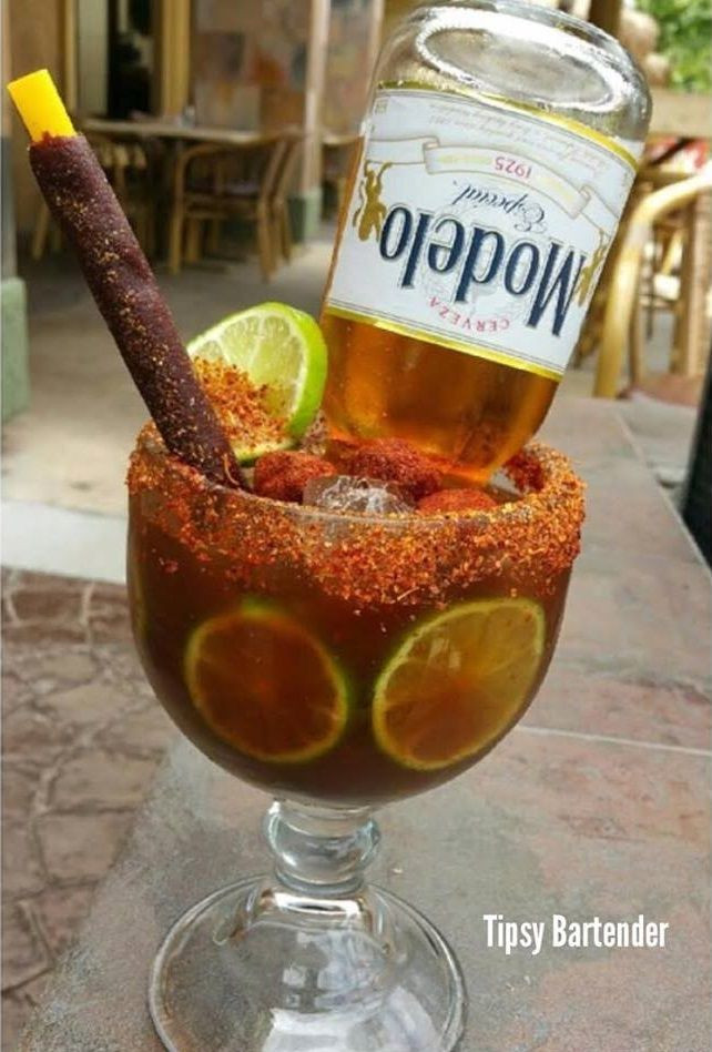 Mexican Mix Drinks  Best 25 Michelada recipe ideas on Pinterest