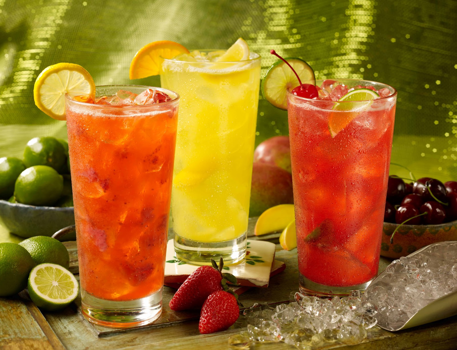 Mexican Mix Drinks  Beverages it s all about taste