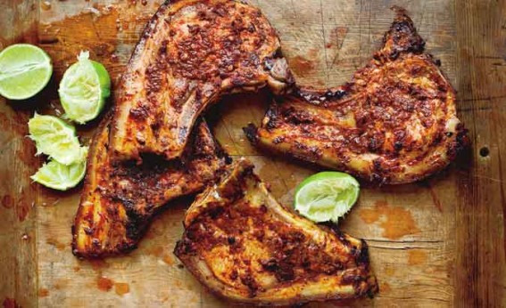 Mexican Pork Chops  Mexican Adobo