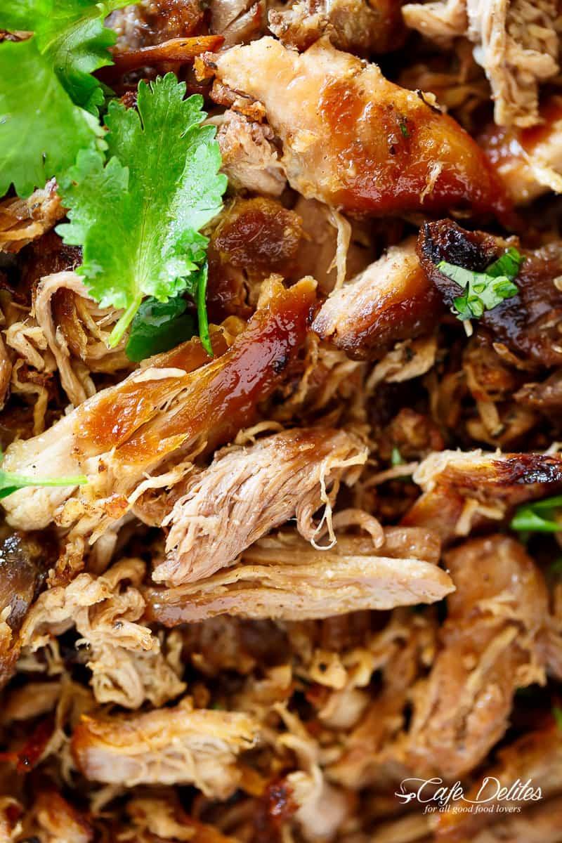 Mexican Pork Recipes  Crispy Pork Carnitas Mexican Slow Cooked Pulled Pork