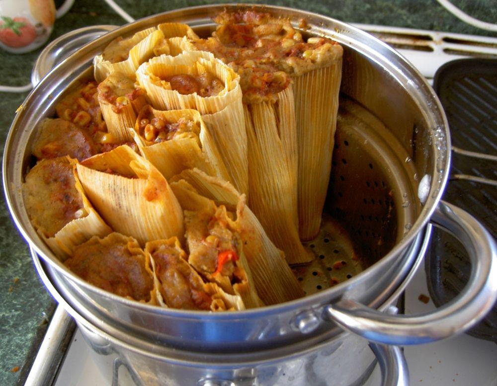Mexican Pork Recipes  Mexican Pork Tamales Mexipes
