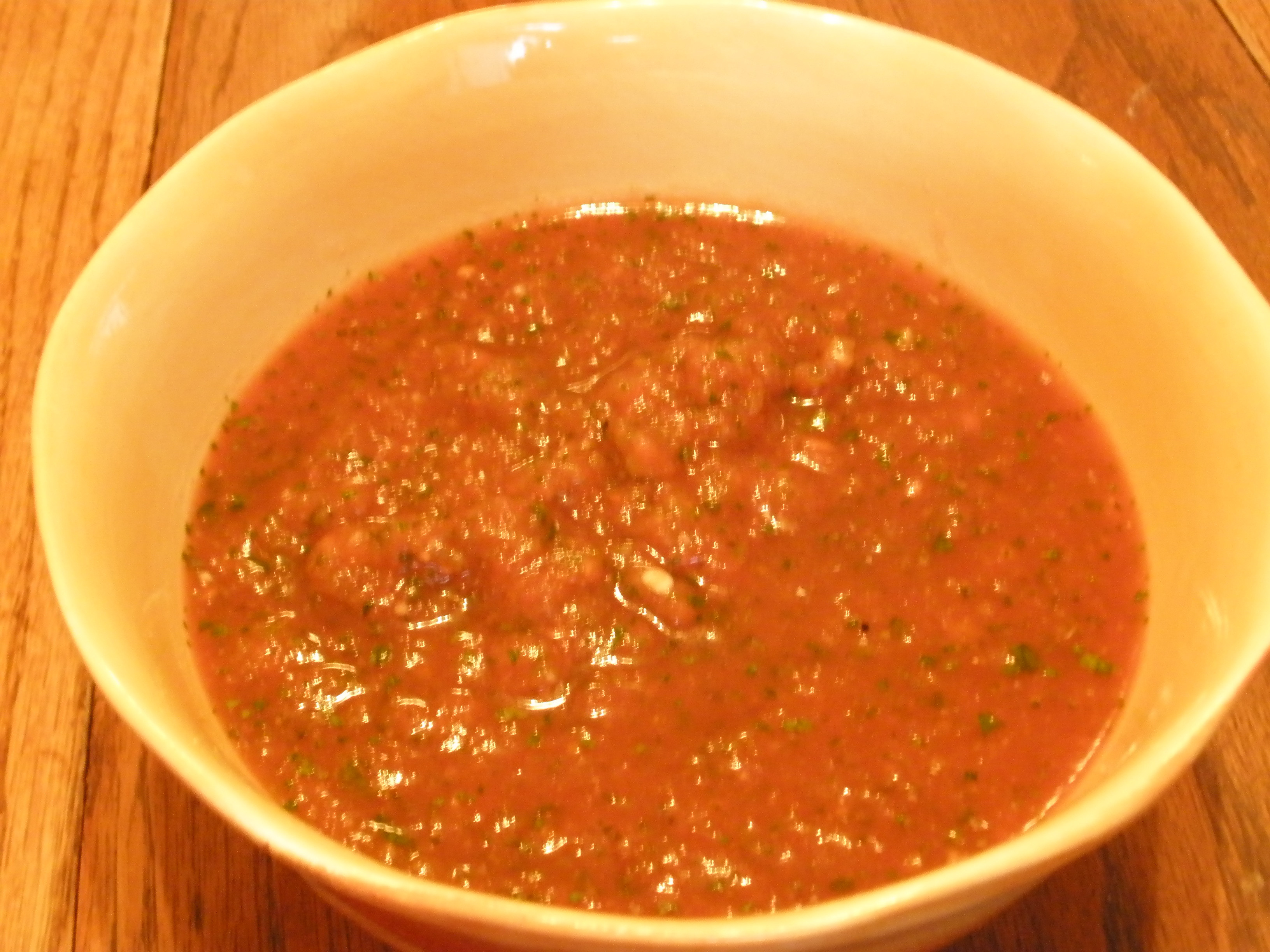 Mexican Restaurant Salsa Recipe  Mexican Restaurant Style Salsa