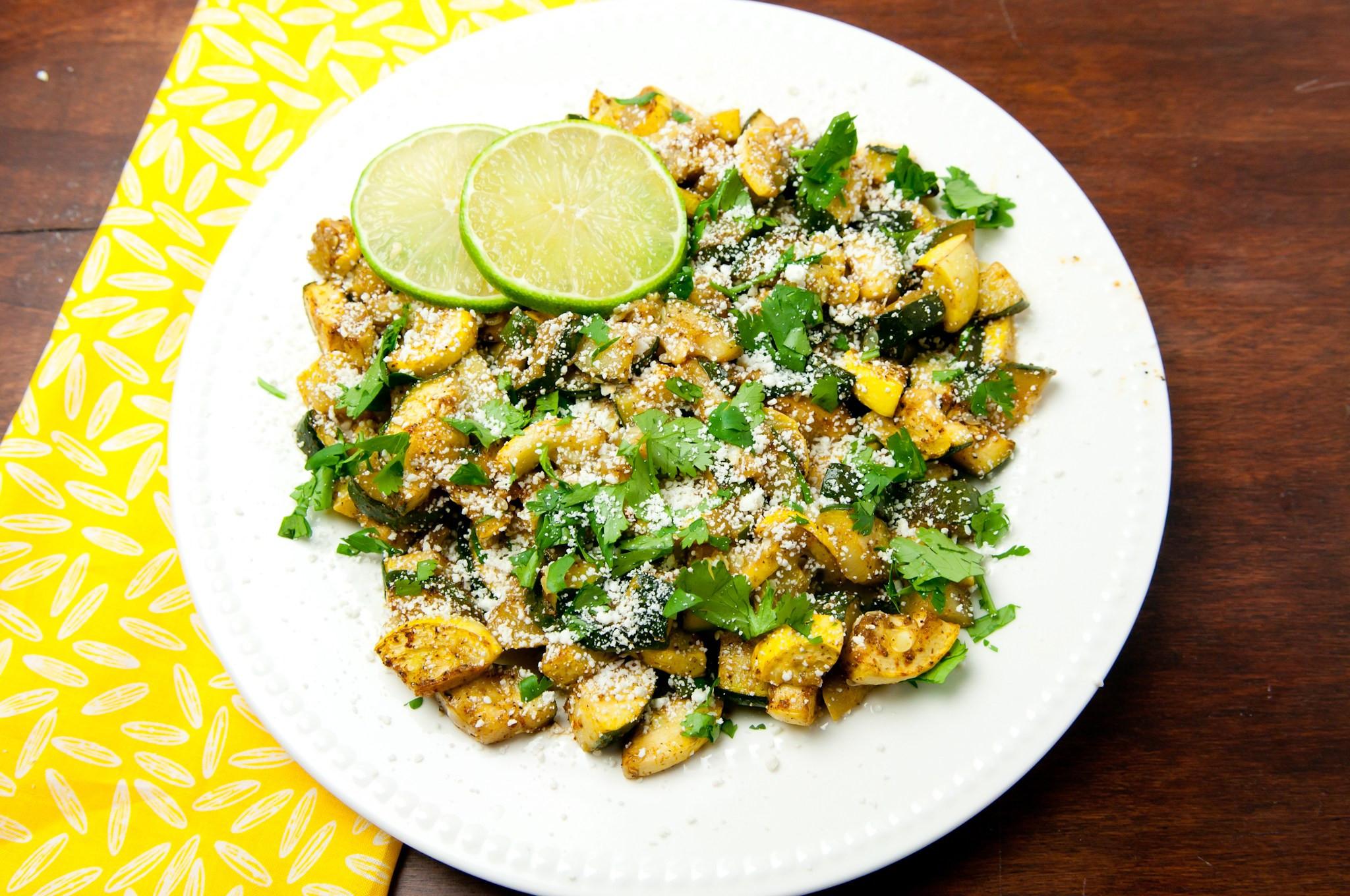 Mexican Squash Recipes  mexican squash
