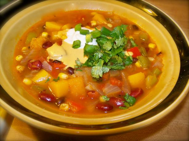 Mexican Squash Recipes  Spiced Mexican Squash Stew Recipe Low cholesterol Food