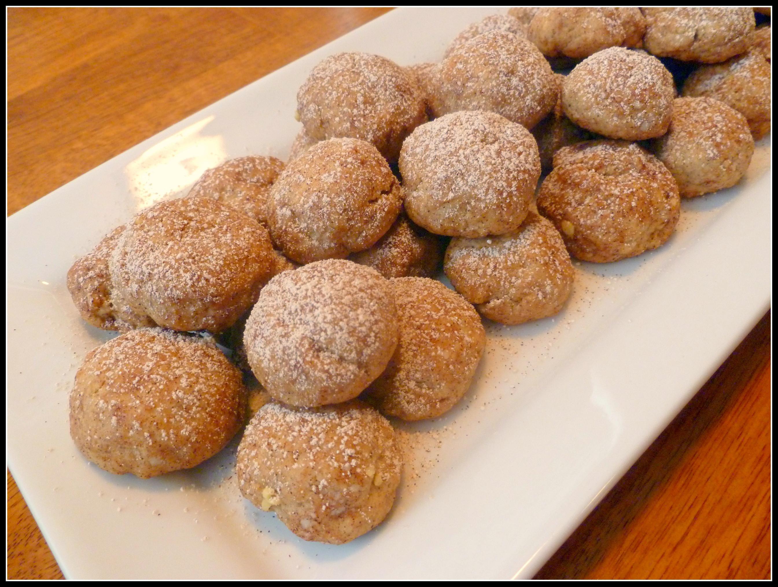 Mexican Sugar Cookies  Mexican Cinnamon Cookies