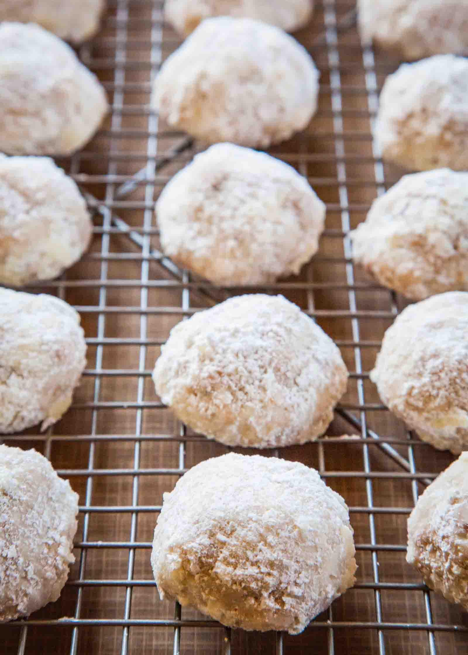 Mexican Sugar Cookies  Mexican Wedding Cookies Recipe