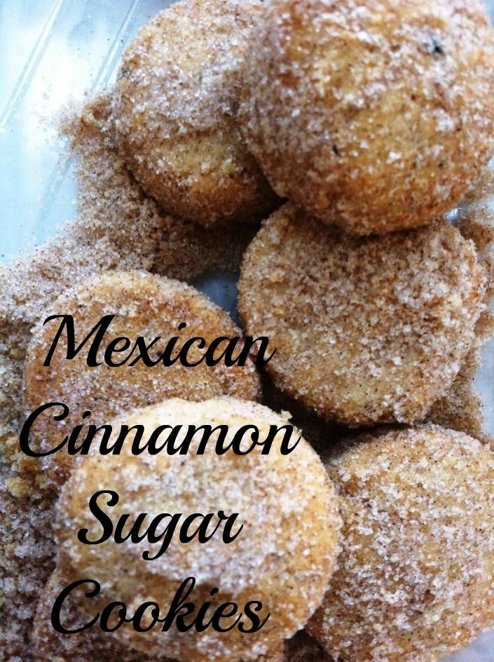 Mexican Sugar Cookies  Mexican Cinnamon Sugar Cookies Recipe Home Sweet Decor