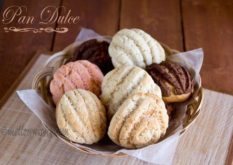 Mexican Sweet Bread  Pan Dulce — Rezepte Suchen