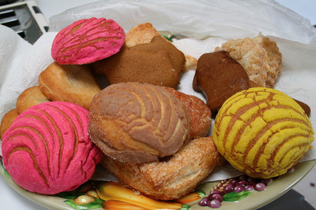 Mexican Sweet Bread  Pan Dulce Mexican Sweet bread