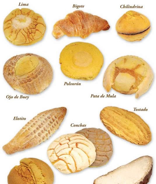 Mexican Sweet Bread  Recuerdos de la Familia DESSERTS FROM SPANISH SPEAKING