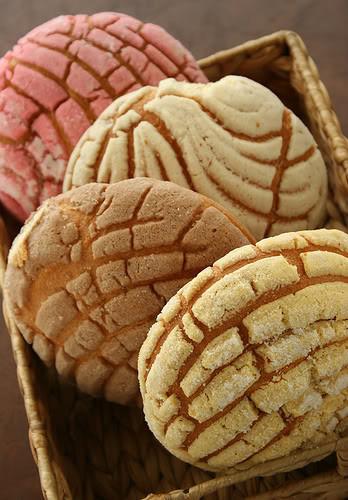 Mexican Sweet Bread  DizzyDolly Pan Dulce Mexican Sweet Bread