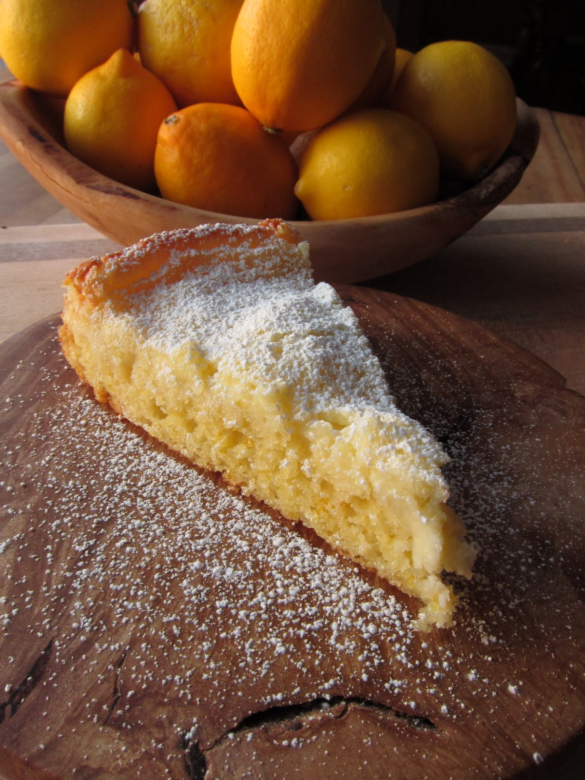 Meyer Lemon Cake  Arctic Garden Studio Gooey Meyer Lemon Butter Cake
