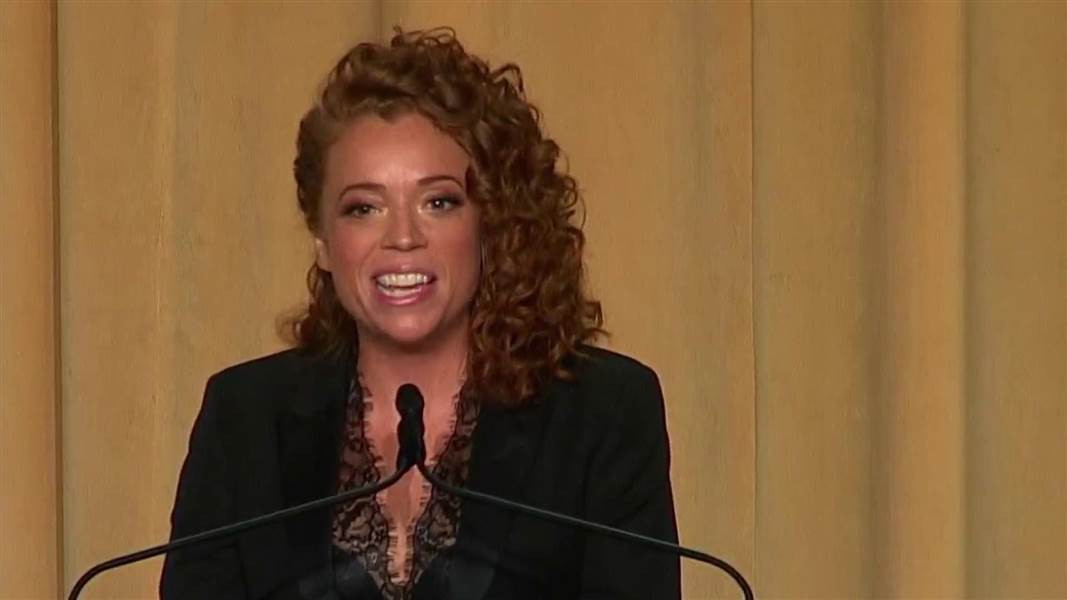 Michelle Wolf Dinner  Michelle Wolf pokes fun at MSNBC during White House