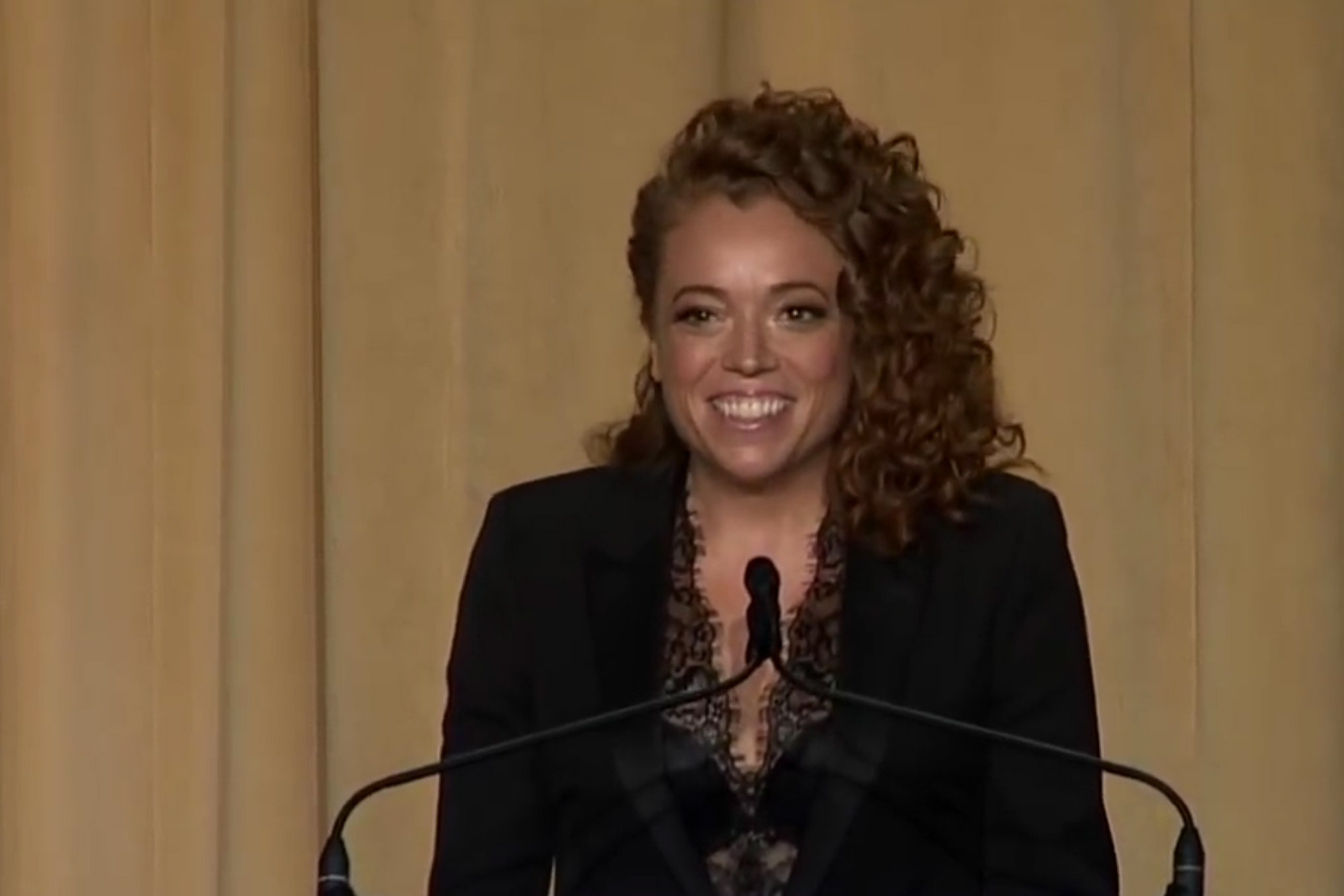 Michelle Wolf Dinner  Michelle Wolf roasts everyone at the White House