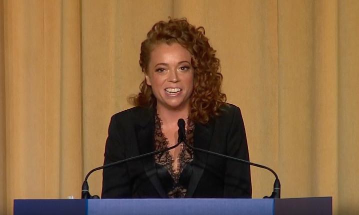 Michelle Wolf Dinner  WHCD Michelle Wolf Defends Sarah Huckabee Sanders Jokes