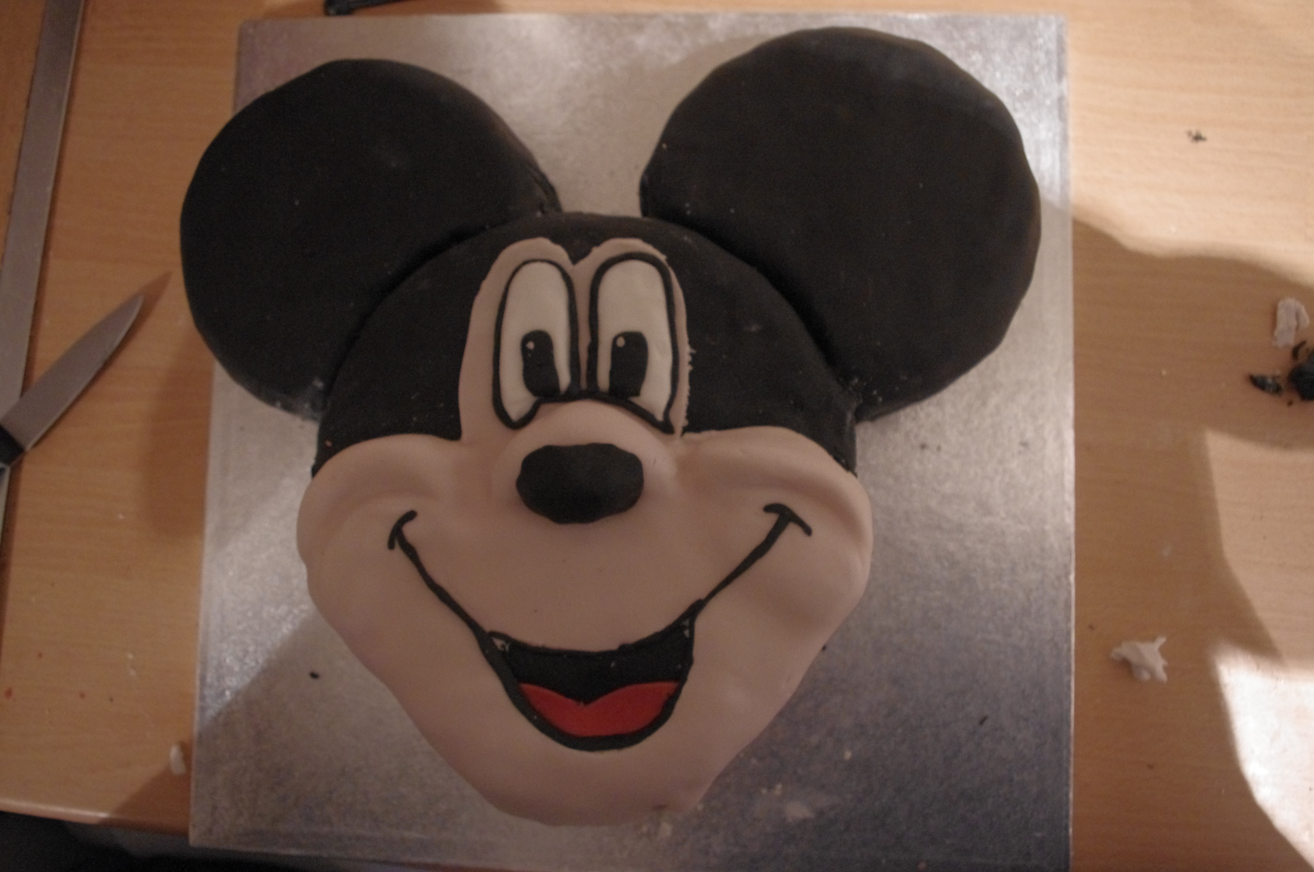 Mickey Mouse Dessert  HowToCookThat Cakes Dessert & Chocolate