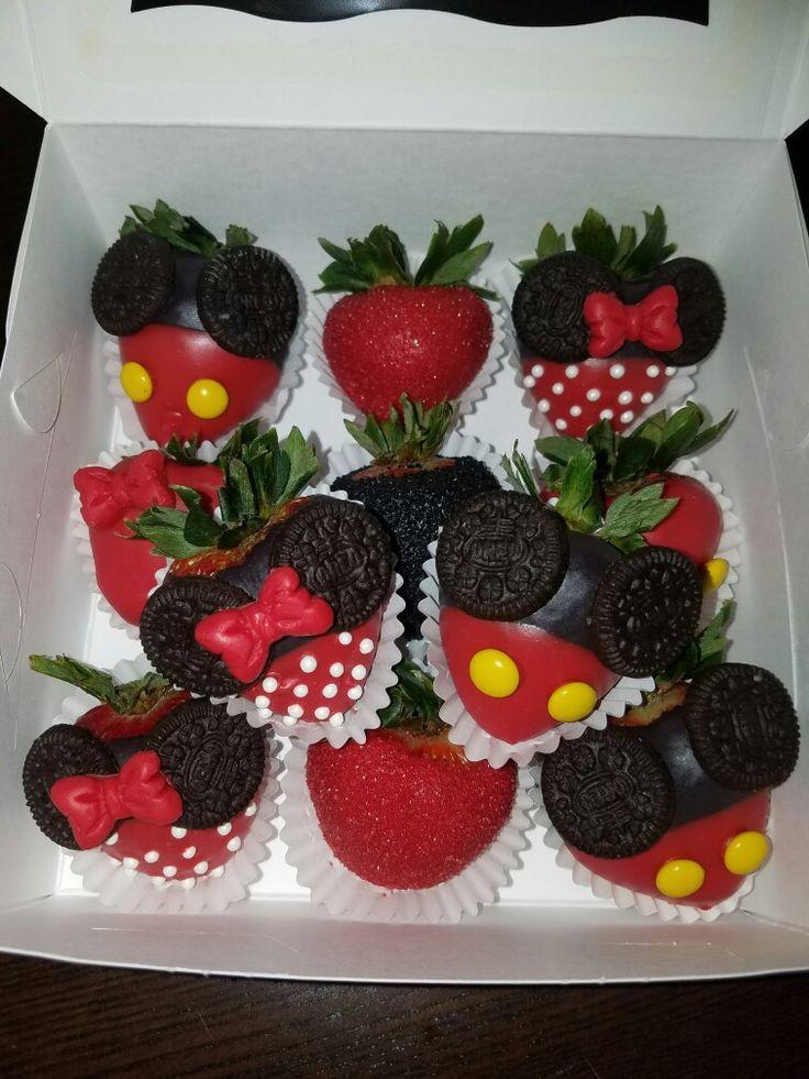 Mickey Mouse Dessert  Best 25 Mickey mouse treats ideas on Pinterest