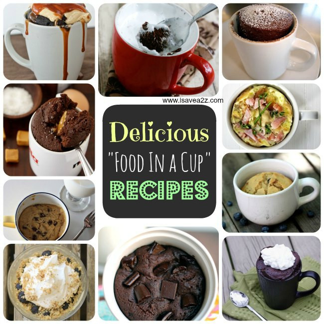 Microwave Cake In A Mug  Printable Microwave Chocolate Cake in a Mug Recipe plus a