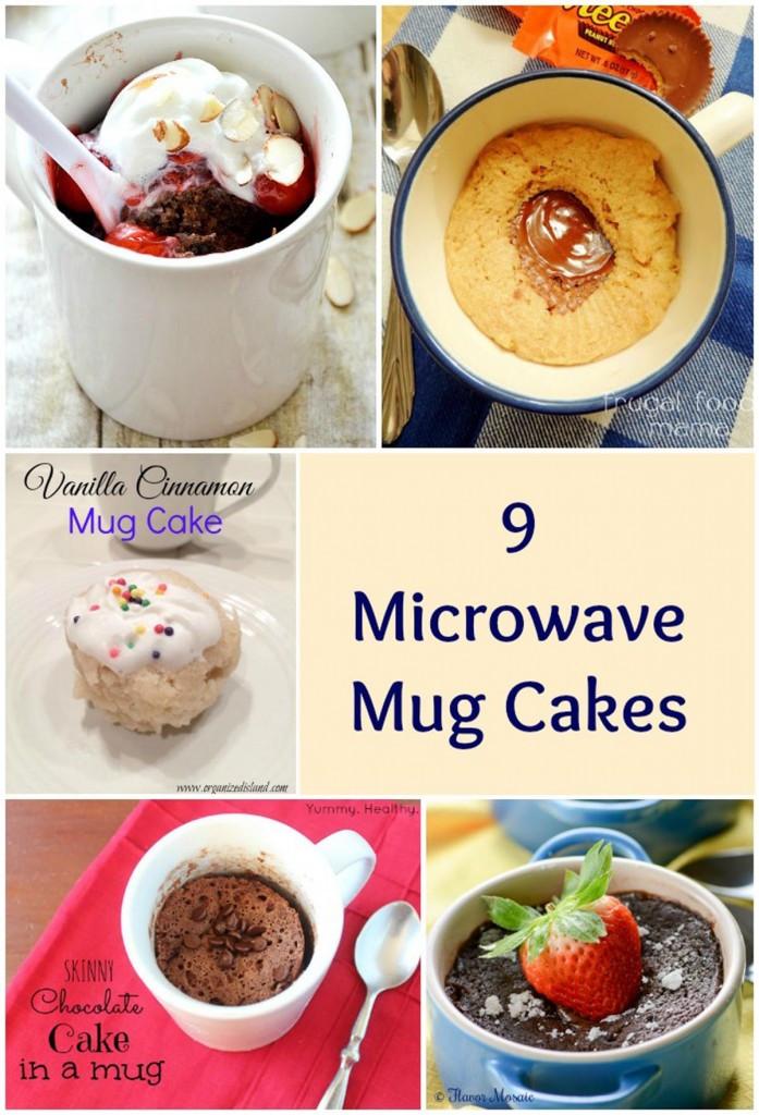 Microwave Cake In A Mug  microwave cake in a mug
