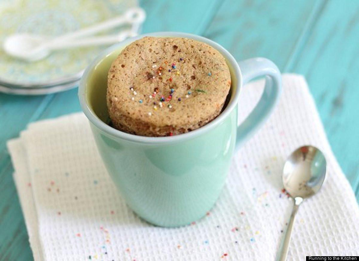 Microwave Cake In A Mug  microwave mug cake buzzfeed