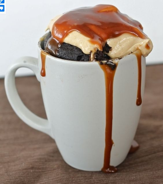Microwave Dessert In A Mug  18 Microwave Snacks You Can Cook In A Mug