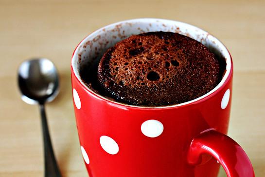 Microwave Mug Cake  Chocolate Mug Cake recipes
