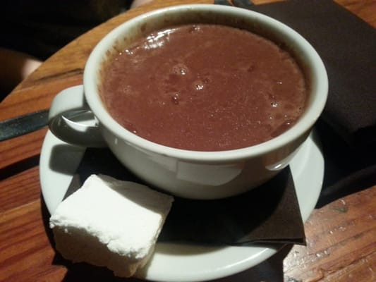 Mindys Hot Chocolate  l