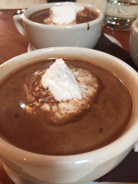Mindys Hot Chocolate  Mindy's Hot Chocolate – Not Just Dinner And A Movie