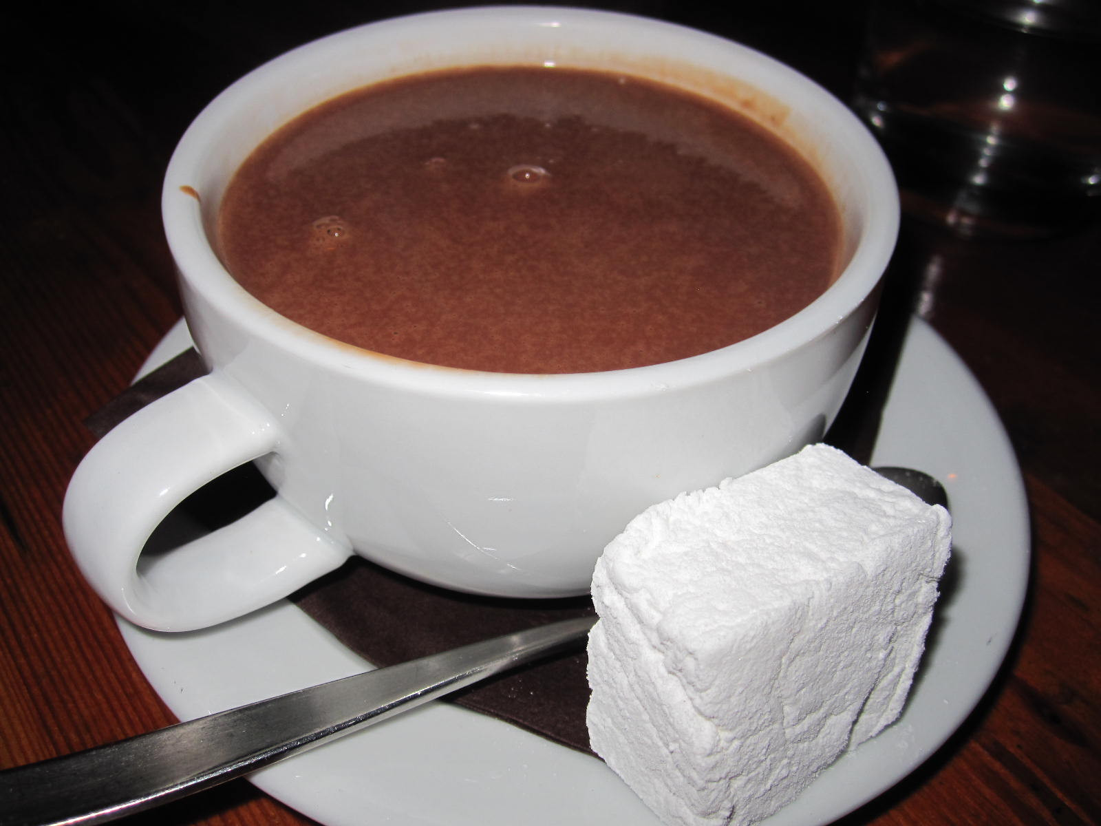 Mindys Hot Chocolate  Eat with Grace Mindy s Hot Chocolate Craft Food & Drink