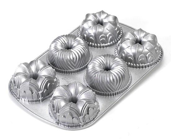 Mini Bundt Cake Pan  Mini Bundt Pan Guide The Answer Is Cake