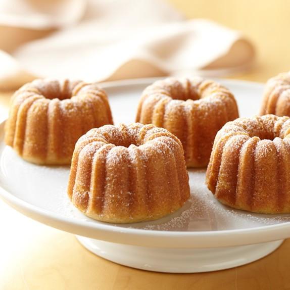Mini Bundt Cake Pan  Nordic Ware Mini Bundt Cake Pan